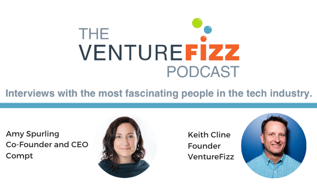 The VentureFizz Podcast: Amy Spurling - Co-Founder and CEO of Compt banner image