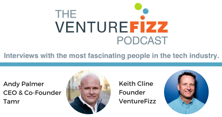 The VentureFizz Podcast: Andy Palmer - Co-Founder & CEO of Tamr banner image