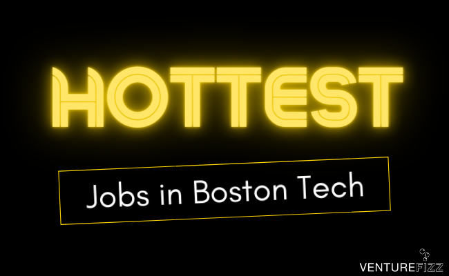 Hottest Jobs in Boston Tech - February Edition banner image