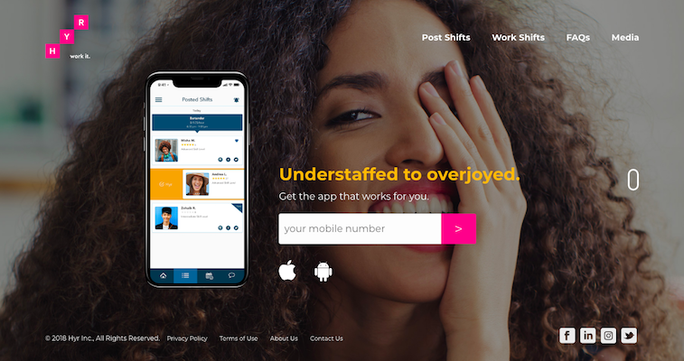 How Hyr Helps Companies Hire for Last-Minute Shifts banner image