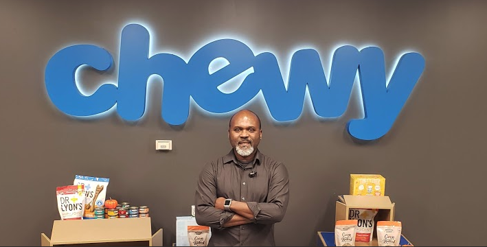Engineering at Chewy: A Q&A with Rodney Lucas, Senior Software Engineer banner image