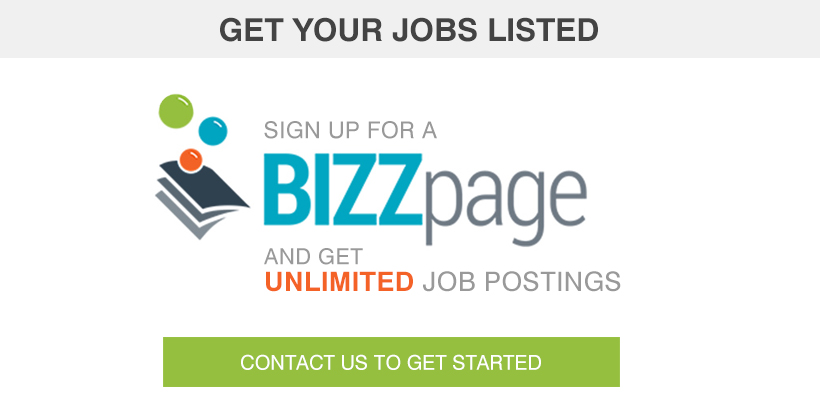 Get unlimited job listings with a BIZZpage