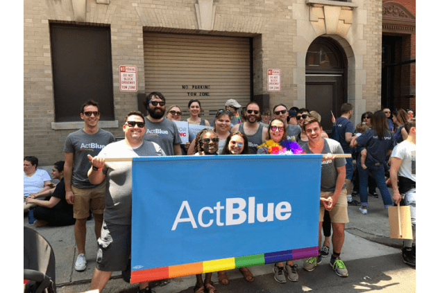 ActBlue Boston Pride
