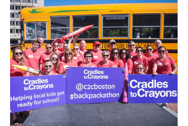 Agero Cradles to Crayons