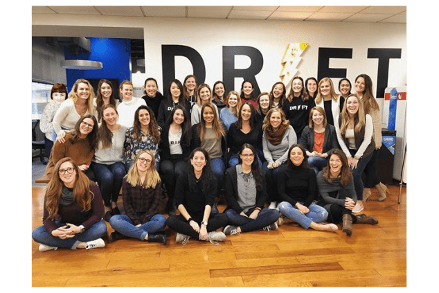 Drift International Womens Day