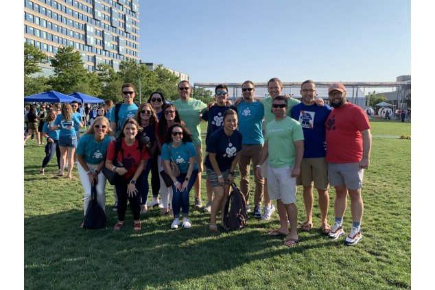AppNeta team at Boston Fest