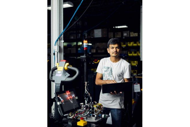 Vecna Robotics Company Photo