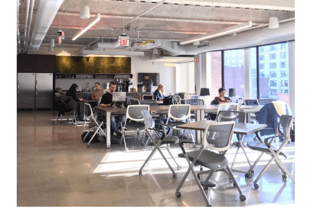 Workbar Back Bay