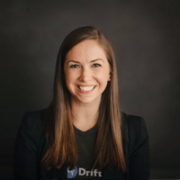 Julie Hogan, VP of Customer Success at Drift