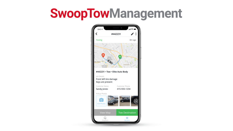 Swoop Tow Management