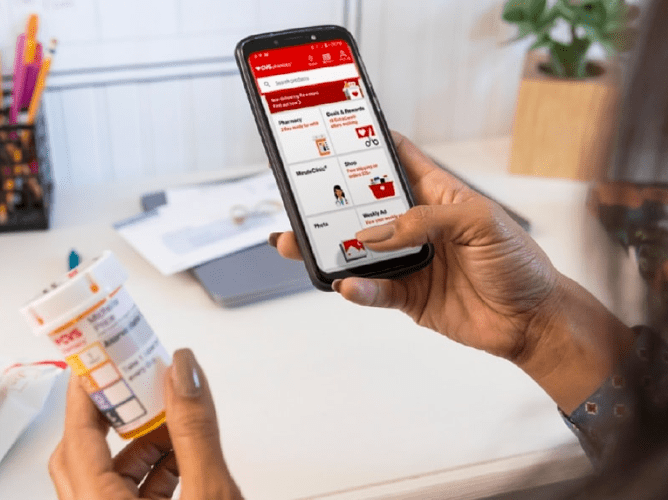 CVS Health Mobile App