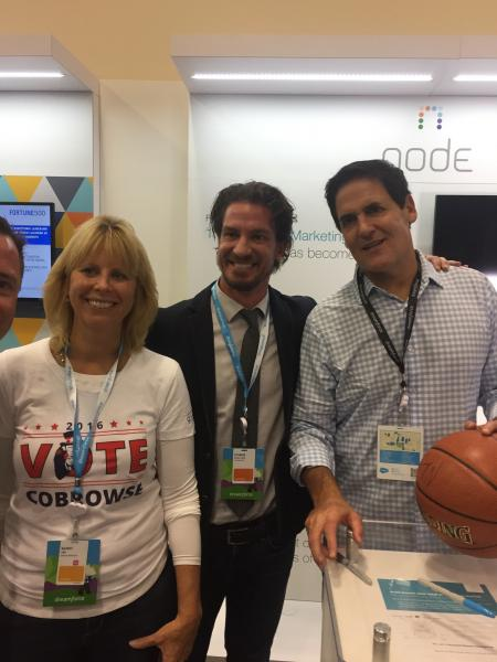 Glance Networks and Mark Cuban