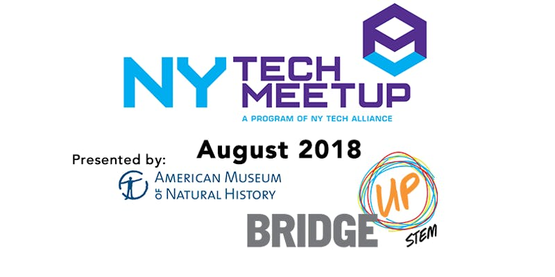 NY Tech Meetup August