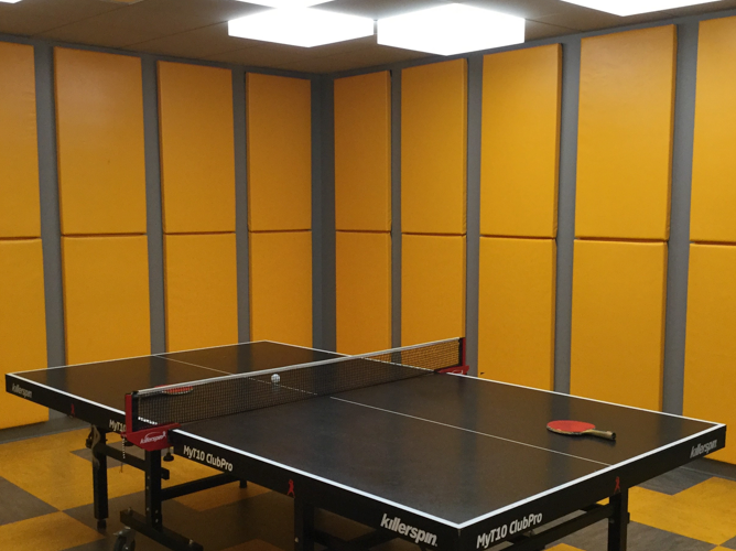Intralinks Ping Pong Room