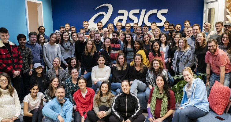 Asics Digital Company Culture